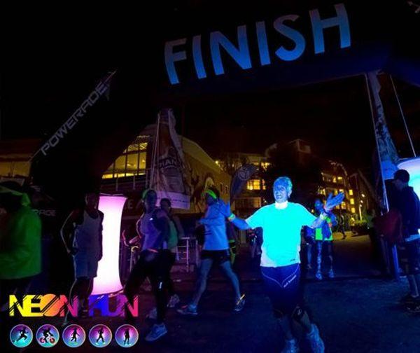 Glow Neon Run Neon Run sa 2015 Ready Set