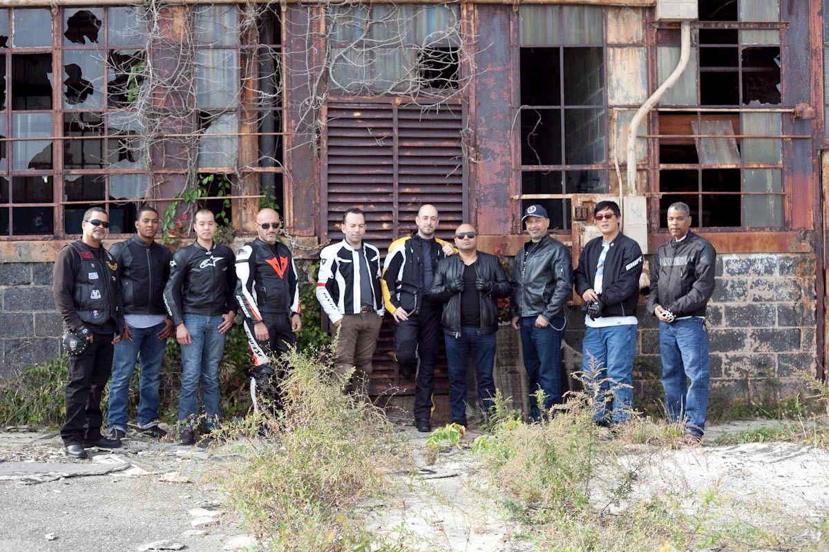 Brooklyn Easy Riders Club; i. cem onur; soksa icy