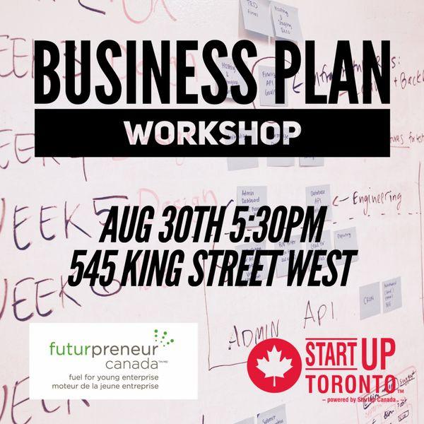 Business plan help toronto
