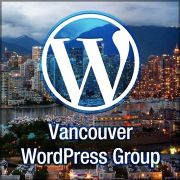 Vancouver WordPress Meetup Group Logo