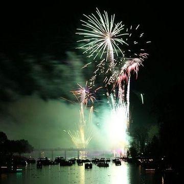 cajun fireworks