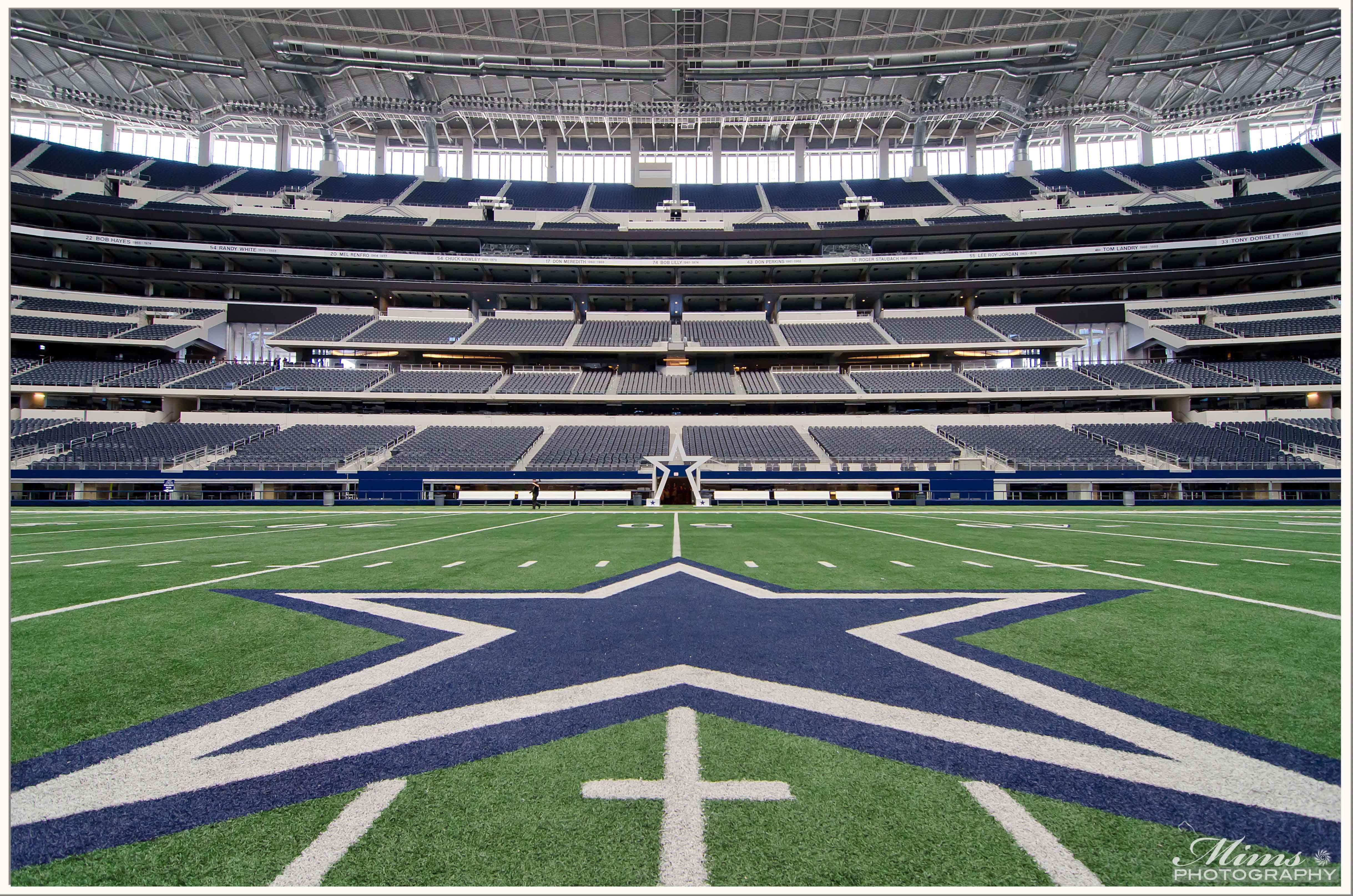 Free Dallas Cowboys Stadium Coloring Pages