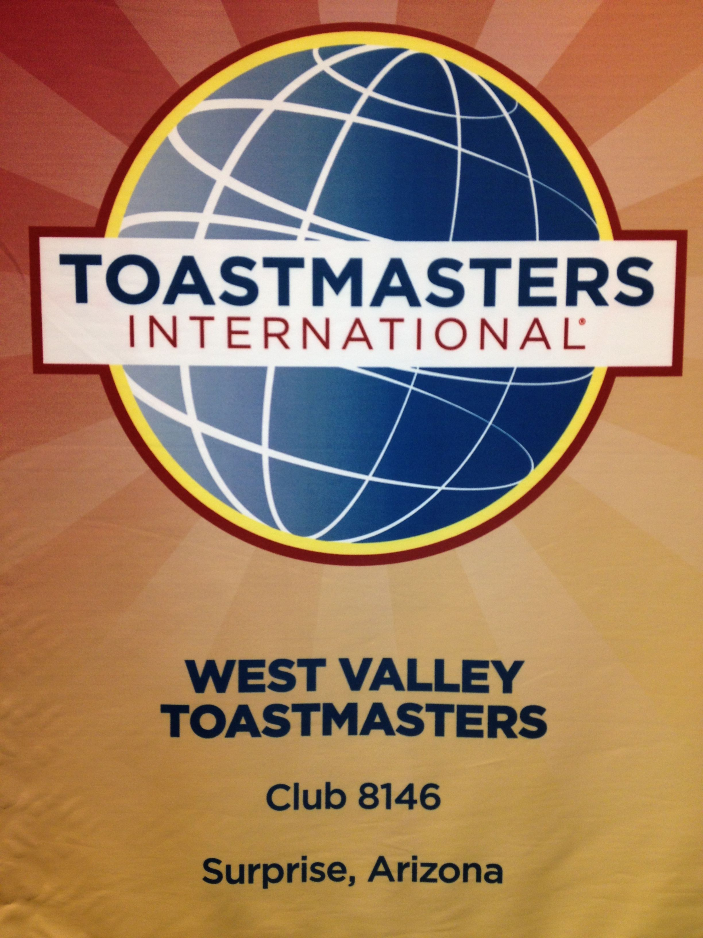 West Valley Toastmasters Surprise Az Meetup