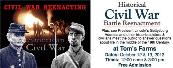 Civil War Reenactments 2013 Southern California