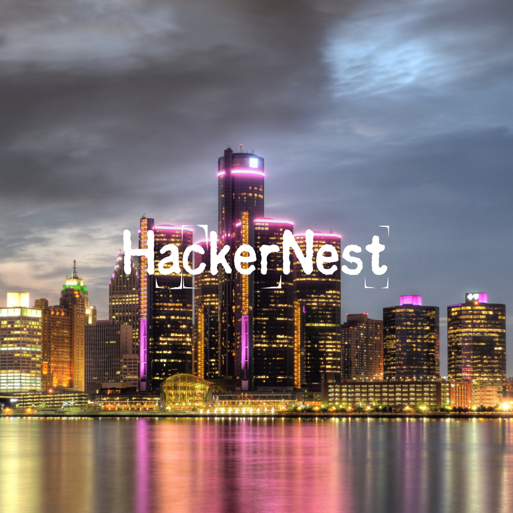 HackerNest Detroit March Tech Social