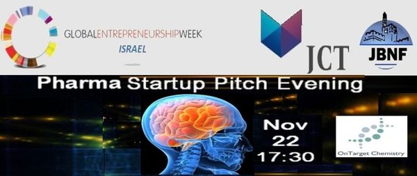 JBNF-BIOMED Pharma Startup Pitch Evening