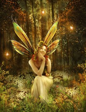 1000  images about mystical fairies on Pinterest