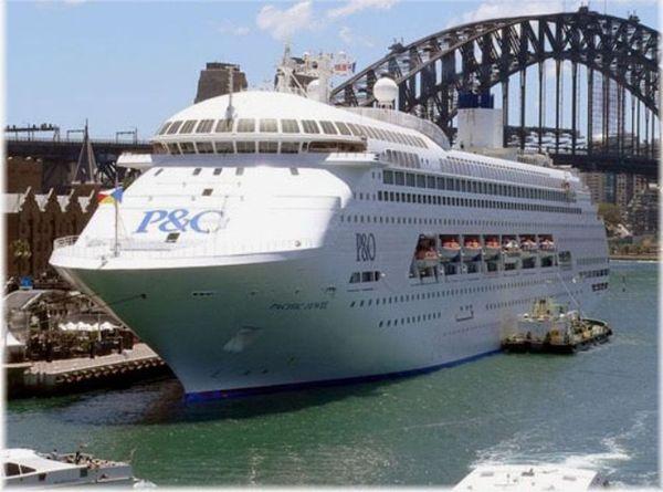 P Amp O Comedy Cruise Macarthur Social Group Sydney