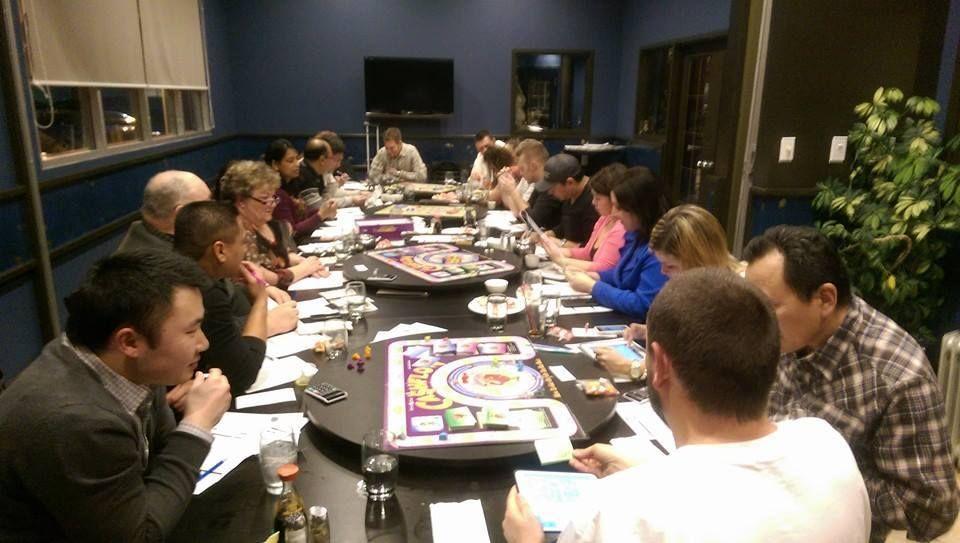 Calgary Network Supper Cashflow Night Calgary Investor Cashflow Club Calgary Ab Meetup