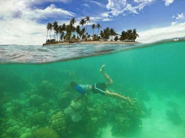 Lets go No-Man Islands and Snorkel starting at Abang Island, Batam City, Riau Islands, Indonesia