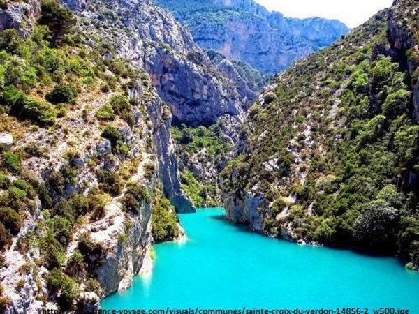 Lac de sainte croix with canyoning and rafting aqua hiking - Office du tourisme sainte croix du verdon ...
