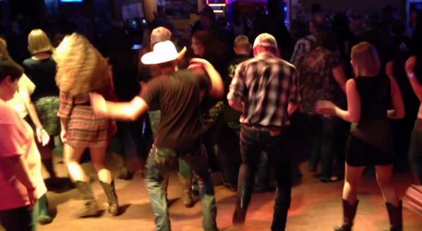 Country Dancing at Cadillac Ranch - Wallingford Book Club and Social ...