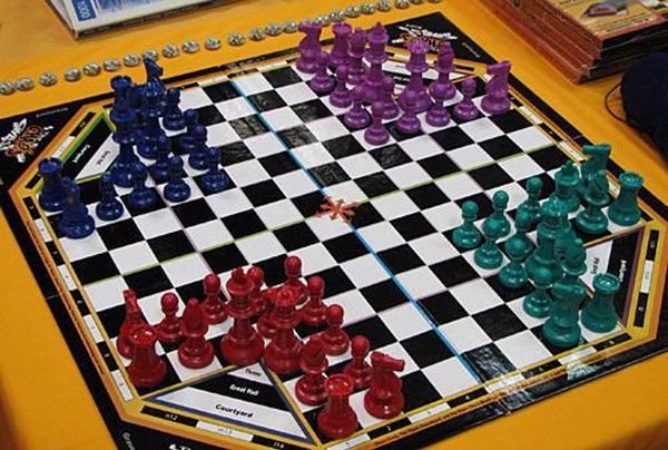 Amazoncom 4 Person Chess