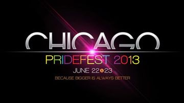 Chicago Pride Fest, featuring the CEBR Booth & Bullies!