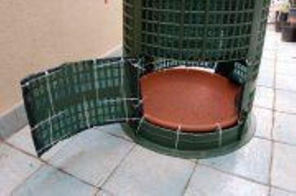 autocostruzione di compostiera da terrazzo. parte 1 di 3 - Gli amici ...