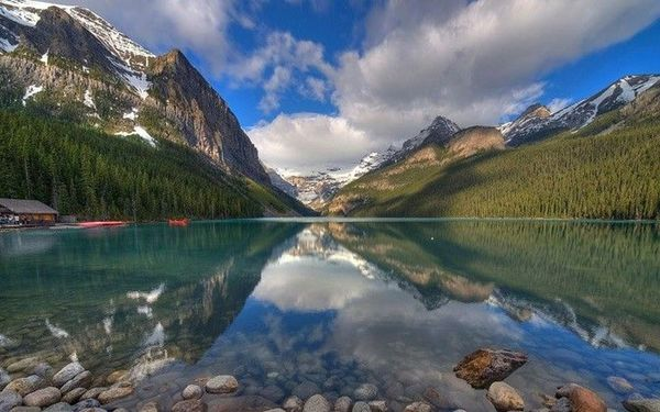 9D/8N Canadian Rockies Adventure (24 May – 1 Jun 2016)  starting at Lake Louise, AB, Canada