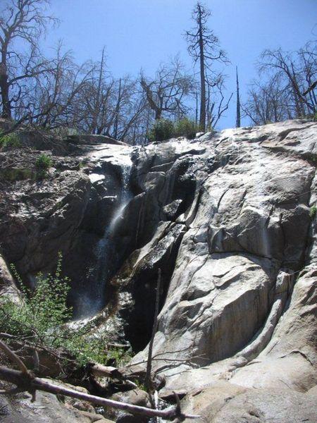Sill Hill Waterfall in
