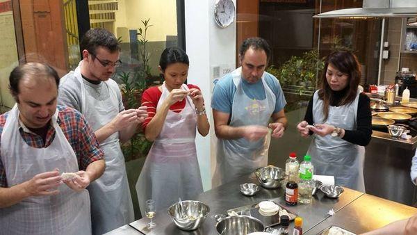 cours de cuisine japonaise : menu