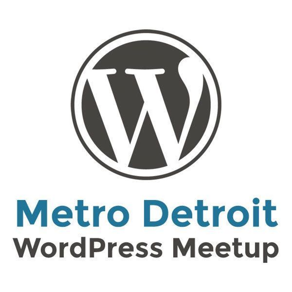 Metro Detroit WordPress Meetup Group