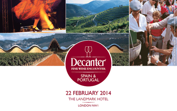 Decanter Festival (The world's best wine magazine)20% off (Bon Vivant's go free)