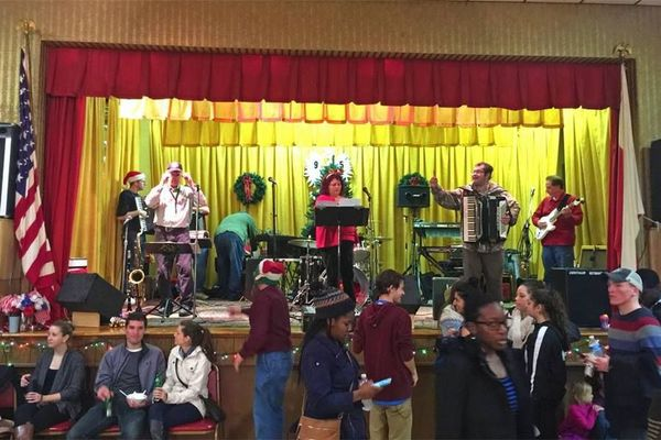 Polish Christmas - Parade and Caroling and Dance in Fells Point ...