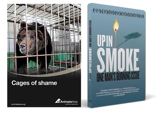 Cages of Shame & Up in Smoke