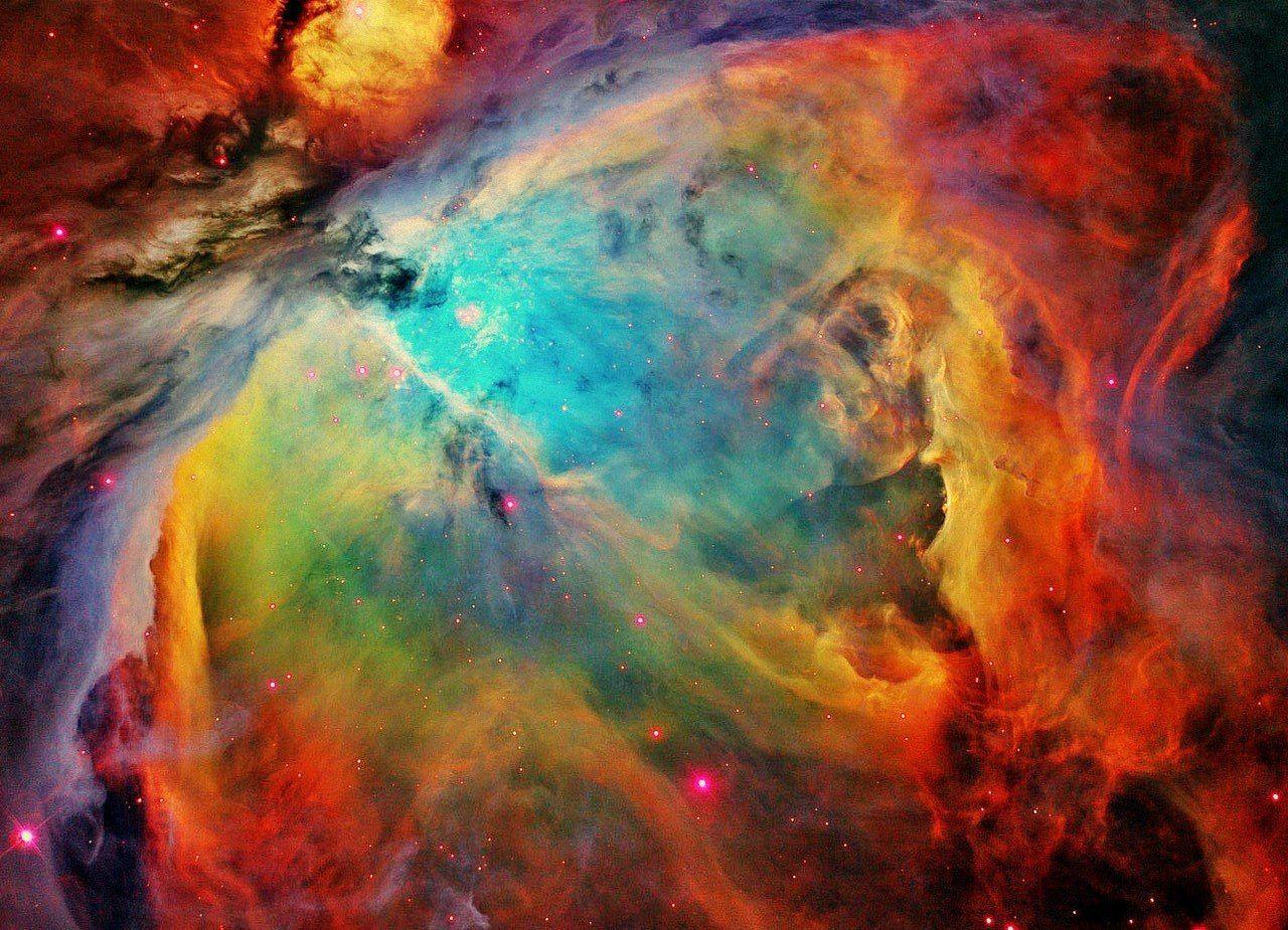 Туманность Ориона, М42