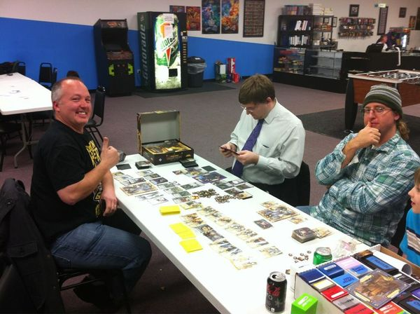 Louisville Insanity Deck Tournament - Board Games, Card Games