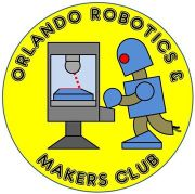 Orlando Robotics & Makers Club Monthly Meeting logo
