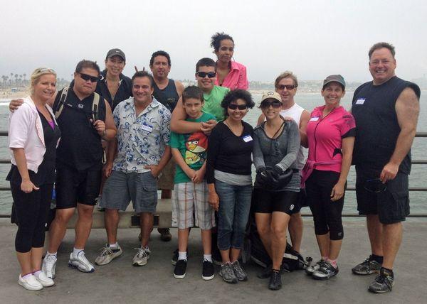 Huntington Beach To Newport Bike Ride Distance