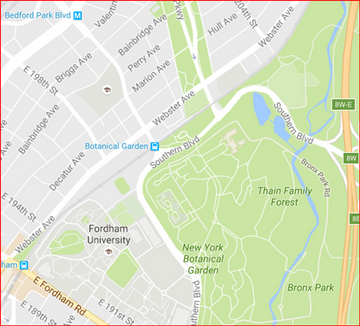 See The Attached Map Clips. Again, We Meet At 11:30  Please Note Below, The  Mosholu Gate Is A 20 Minute Walk Or A Short Bus Ride From The Subway Stop.
