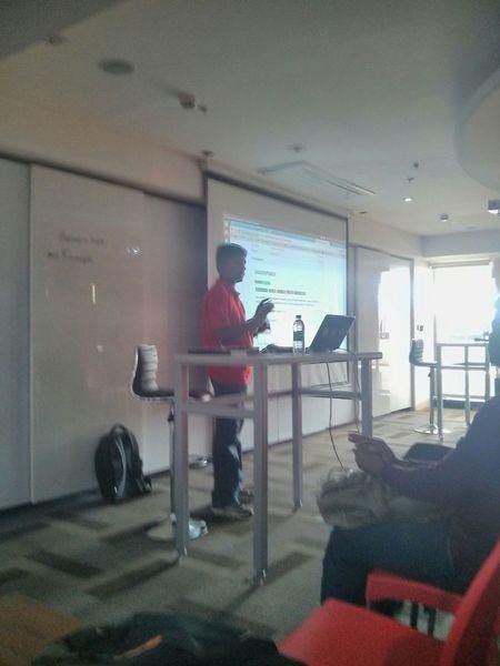 First Talk