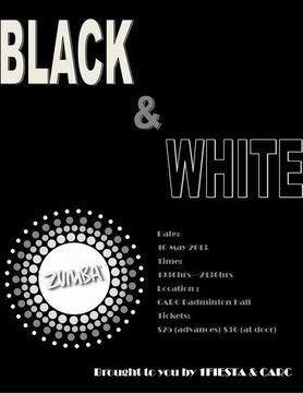 zumba logo black and white Join us on 10 MayZumba Logo Black And White