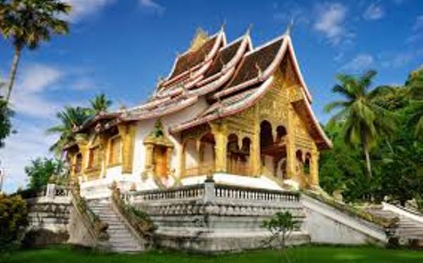 10 days northern Laos adventure starting at Changi Airport Singapore Singapore
