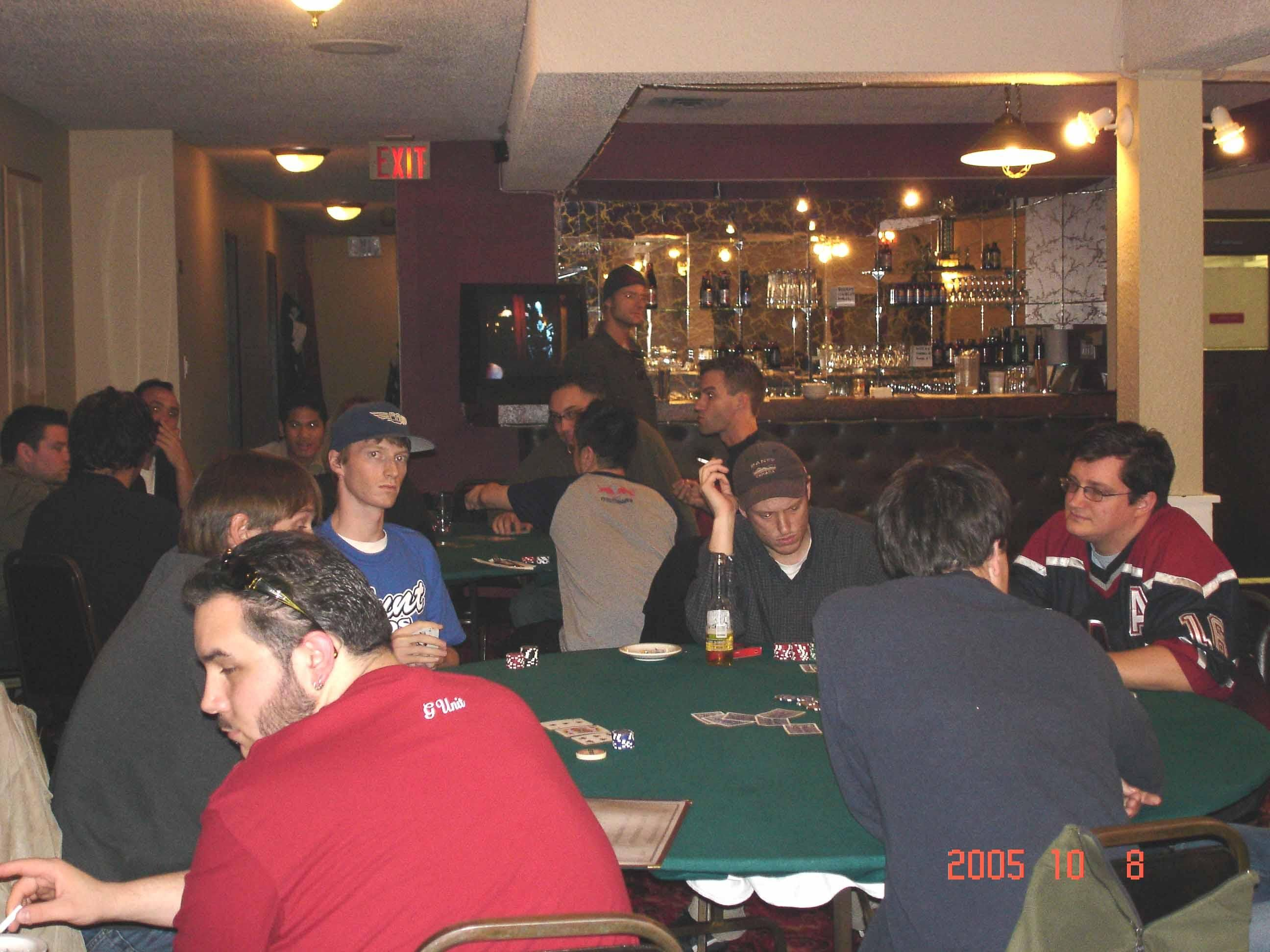 poker dfw Amateur league
