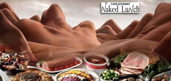 NAKED DINNER: ¡Come desnudo!