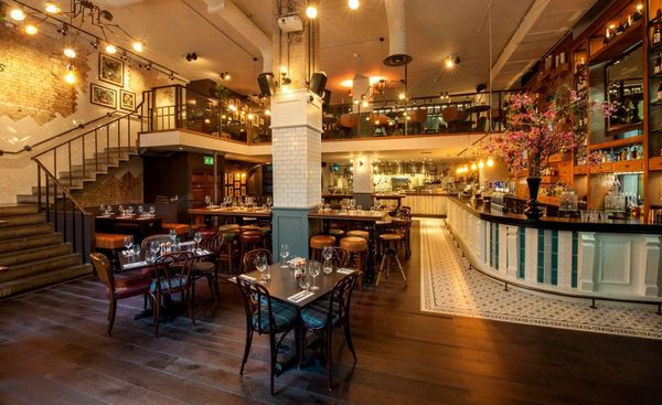 July 2017 Networking Reception At The Famous Gallery Restaurant EC2