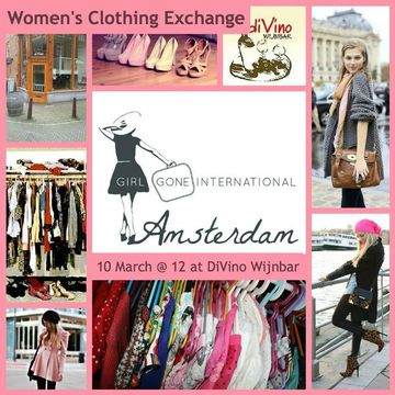 Women's Consignment Sale-Women's Clothing Exchange of Baltimore Spring