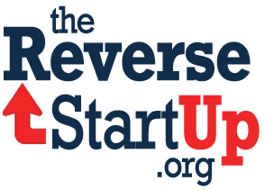 Logo: The Reverse Startup Foundation