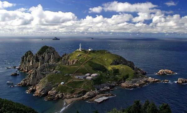Namhae-gun South Korea  city pictures gallery : South Korea, Namhae Gun | Yann Arthus Bertrand photographer ...