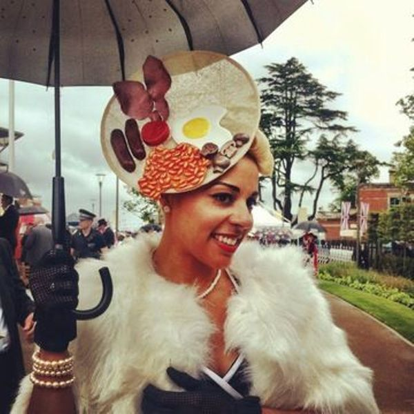 Royal Ascot Wink at the Queen, learn about horse racing & the history of hats