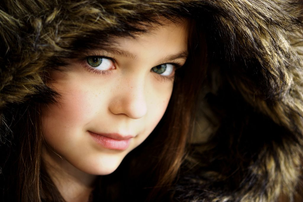 child model photos; top child