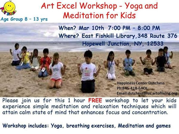 Art Excel children's workshop - 8yr to 13 yrs - Art of ...