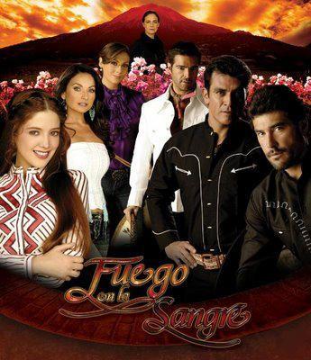 FUEGO EN LA SANGRE - Our FIRST Telenovela Spanish Language Meetup!