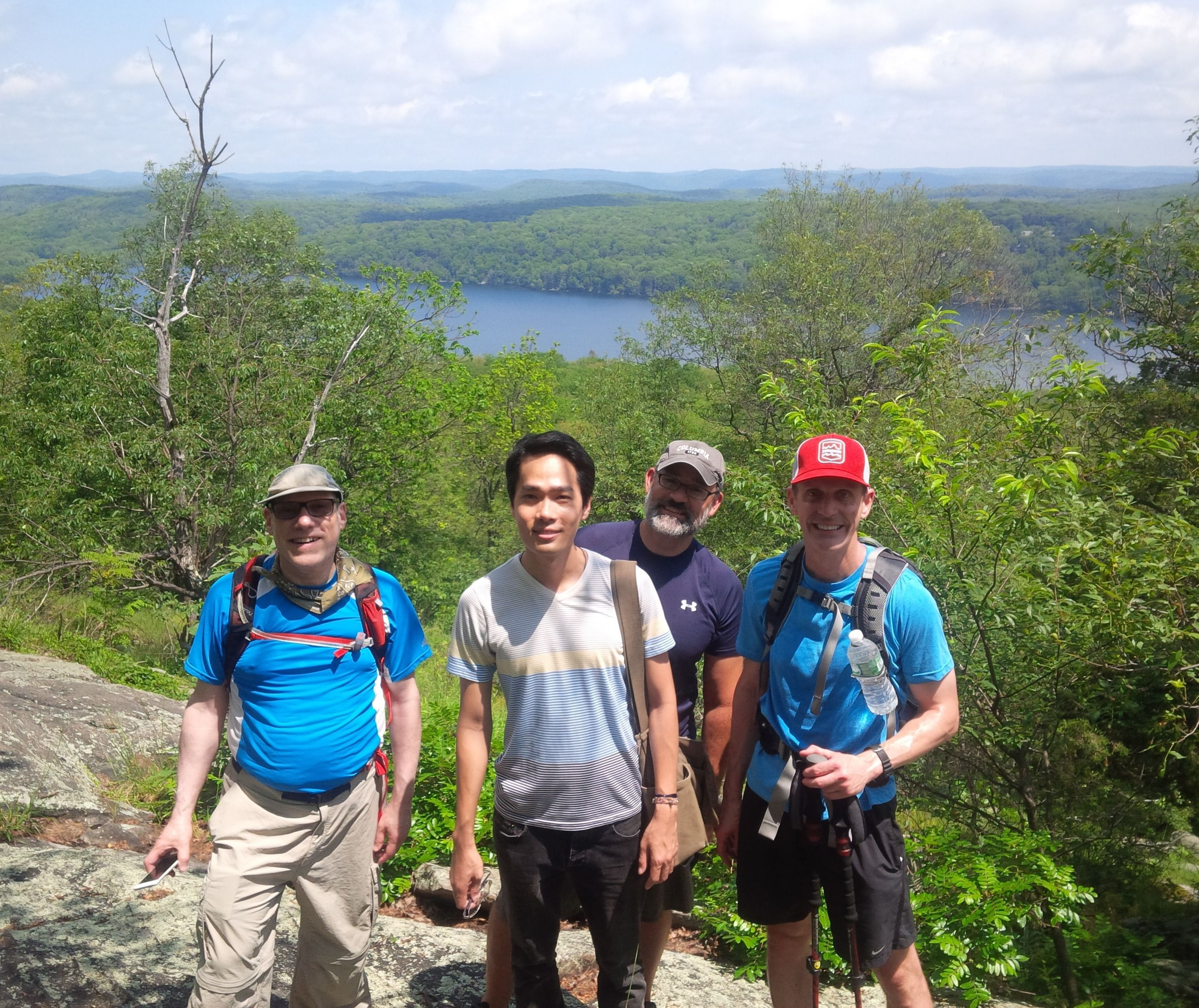 from Louie gay male sc hiking groups