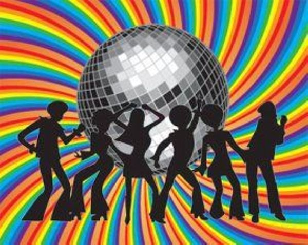70 39 s non stop dance party at laurita winery single for 70 s party decoration