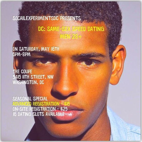 speed dating dc gay clubs