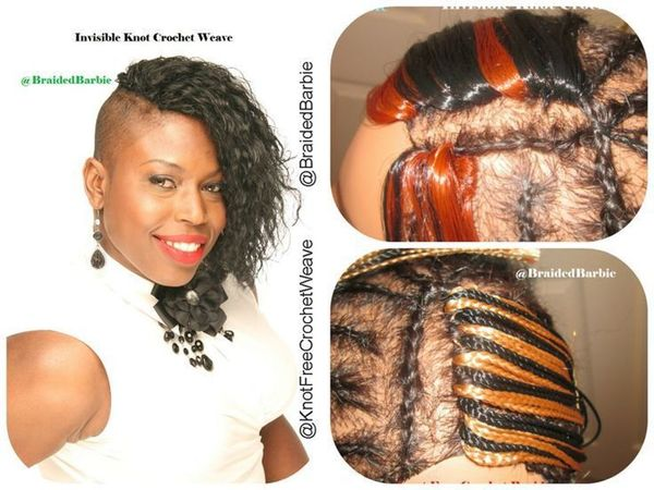 Crochet Braids Knots : HAIR- HANDS ON TRAINING KNOT FREE CROCHET BRAIDS Tickets, Bowie ...