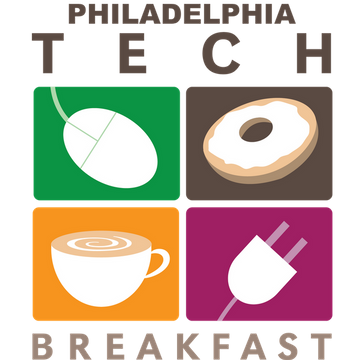 Philly TechBreakfast: Musiclinks, 1sqbox, Project Gado, LegalLogs, Apprennet