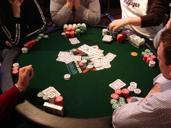 poker be at home